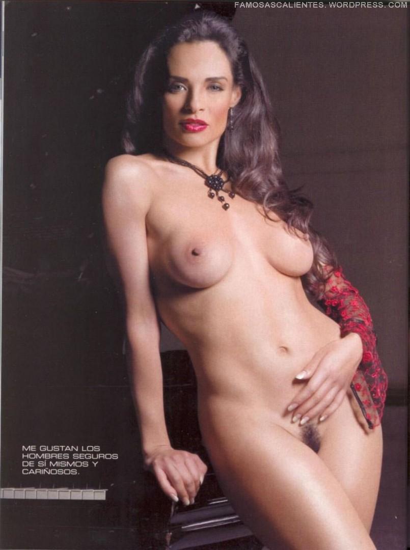Alma Cero Penthouse Desnuda En