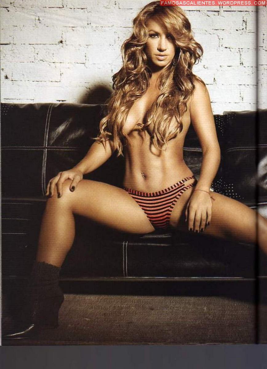 Interviú desnuda a una modelo polaca con alma